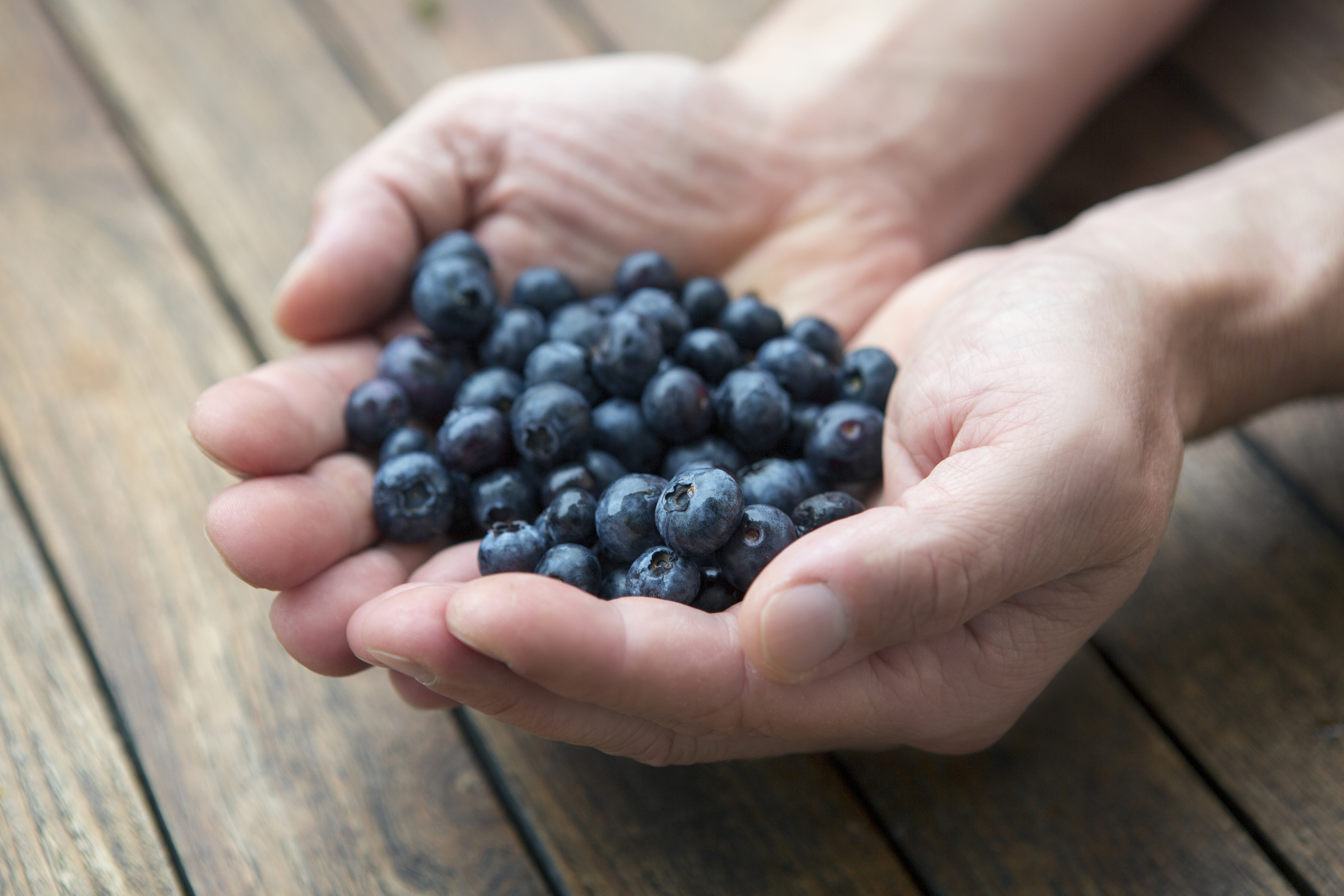 blueberries for vitamin c